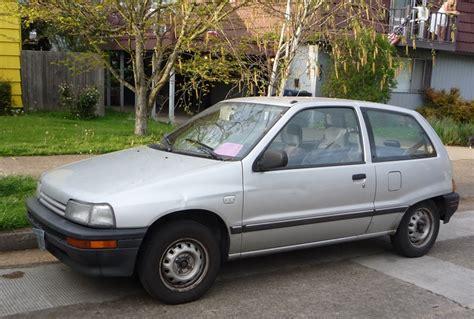 1989 Daihatsu Charade by 1989 Daihatsu Charade Image 20