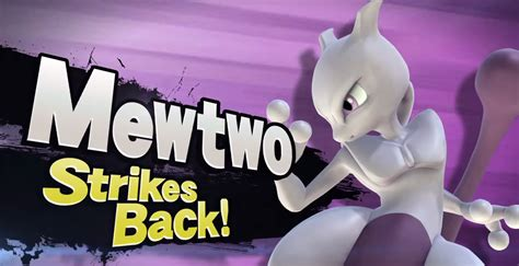 Challenger Approaching Mewtwo Strikes Back Smashboards