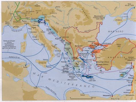 venetian trade venice and its lagoons trade treaties and diplomatic