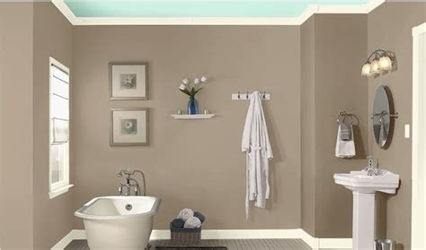 Bathroom Wall Paint Ideas by Choosing Paint Colors For Bathrooms Must Look At These