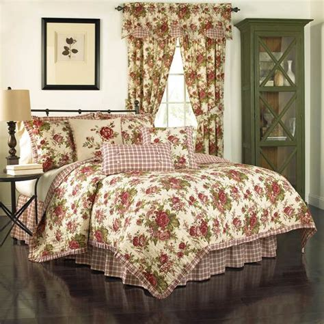 waverly comforters sets shop waverly norfolk bed set the home decorating company