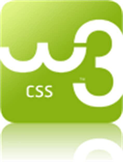 w3school css tutorial w3schools