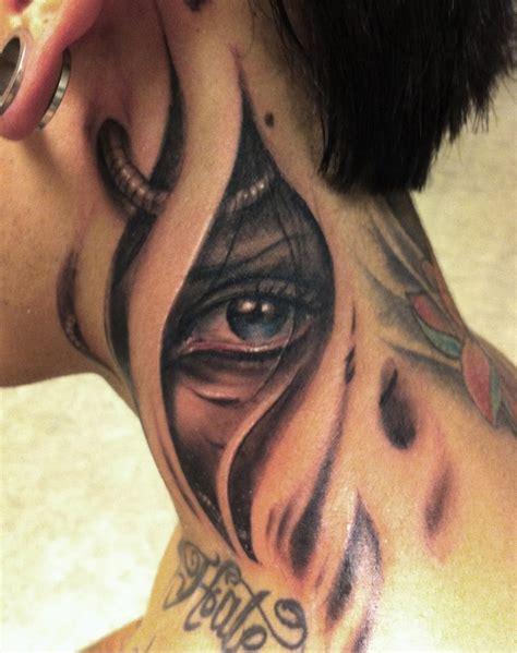 34 beautiful neck tattoo inspirations godfather