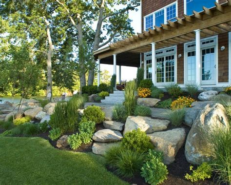 rock garden front yard 31 amazing front yard landscaping designs and ideas