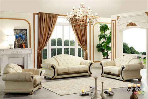 italian leather living room sets versace cleopatra italian leather living room sofa