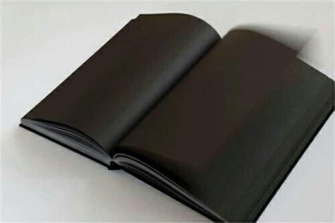 black picture book home accessory black book fashion back to school