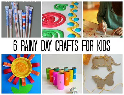 rainy day crafts for rainy day crafts can work on indoors