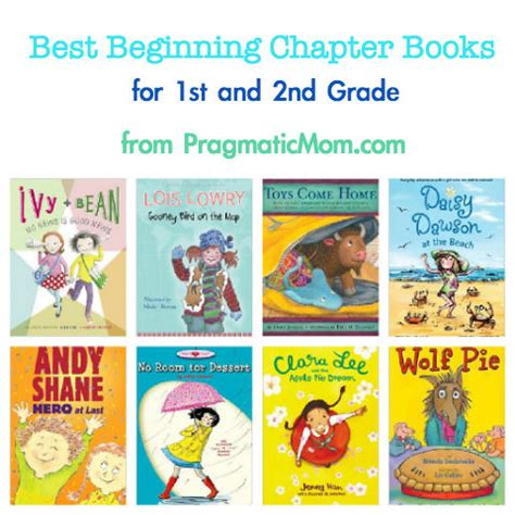 easy picture books best beginning chapter books for 2nd and 3rd grade