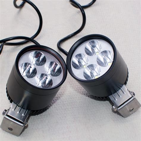 led lights motorcycle 35w led auxiliary lights for motorcycle riders drl