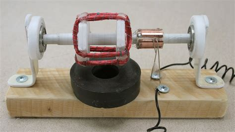 Simple Motor by How To Make A Simple Electric Motor C 243 Mo Hacer Un Motor