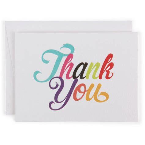 thank you card thank you cards weneedfun