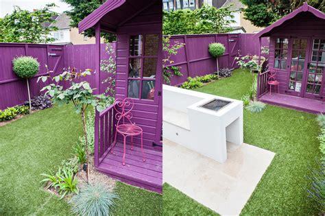 funky garden ideas funky small garden design 23 wimbledon garden designed and
