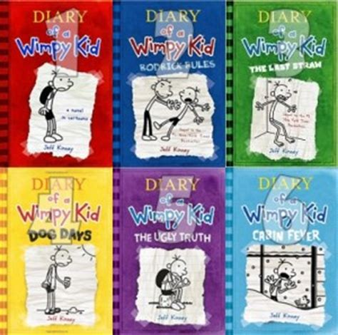the diary of a series 1 books are magic diary of a wimpy kid rodrick