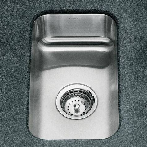 small kitchen sinks stainless steel small squared undercounter stainless steel sink
