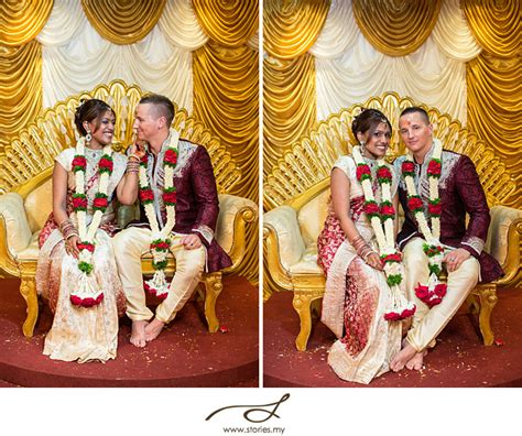 Church Decorations For Weddings by Hindu Temple Wedding Chris Amp Anusha Wedding Portrait