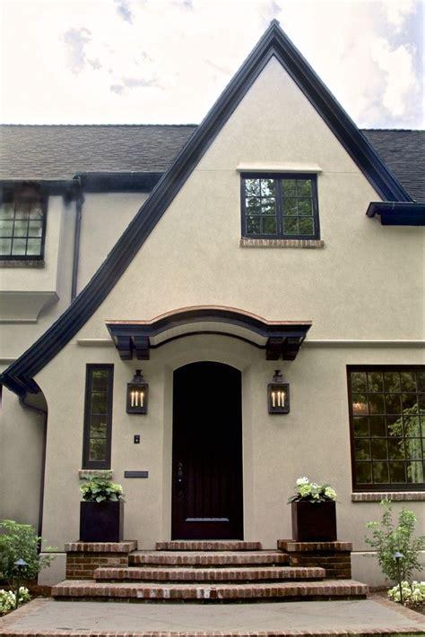 best paint colors for a stucco house exterior 17 best ideas about black trim on black trim