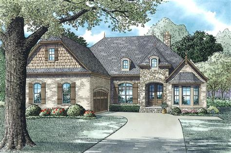 european country house plans house plan 153 1955 4 bdrm 2 546 sq ft european country style home theplancollection