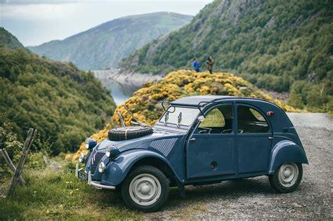 Vintage Citroen by Citroen 2cv The Story Of A Classic Car