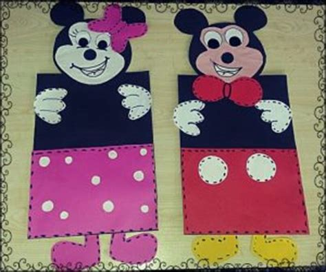 mickey mouse craft projects mickey mouse craft idea for crafts and worksheets