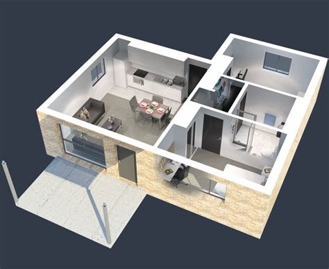 two bedroom design 50 two quot 2 quot bedroom apartment house plans architecture