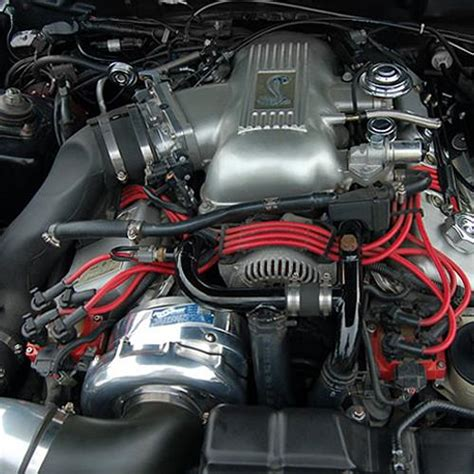 1996 Cobra Engine by Procharger Mustang Stage Ii Supercharger Kit Tuner