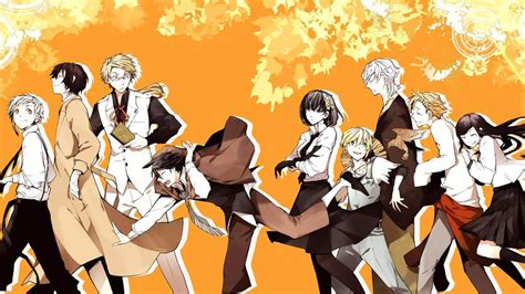 bungo stray dogs affiches posters et images de bungo stray dogs 2016