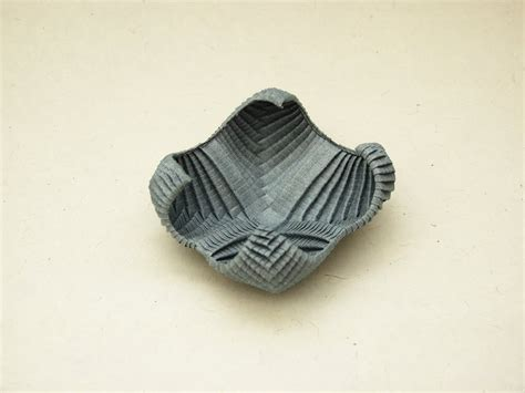 paper bowl origami organic origami gallery pureland or pleat tessellations