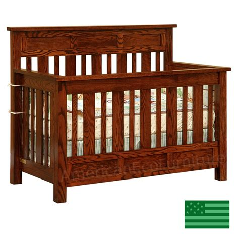 usa made baby cribs baby cribs made in the usa 28 images amish caspian 4