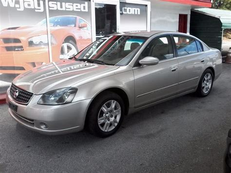 2005 Nissan Altima 2 5 by 2005 Nissan Altima In Tucker Used Nissan Altima For Sale