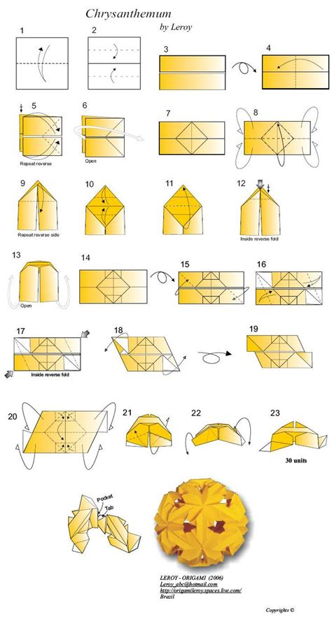 origami modular diagrams best 25 origami diagrams ideas only on