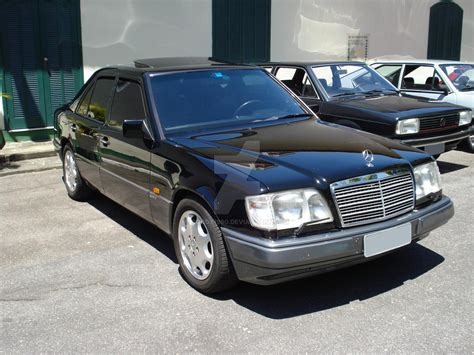 Mercedes E420 by 1995 Mercedes E420 Photos Informations Articles