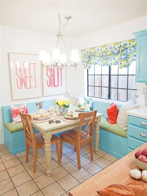 small kitchen seating ideas 20 stunning kitchen booths and banquettes hgtv