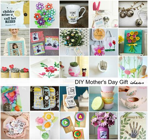 gift craft 43 diy mothers day gifts handmade gift ideas for