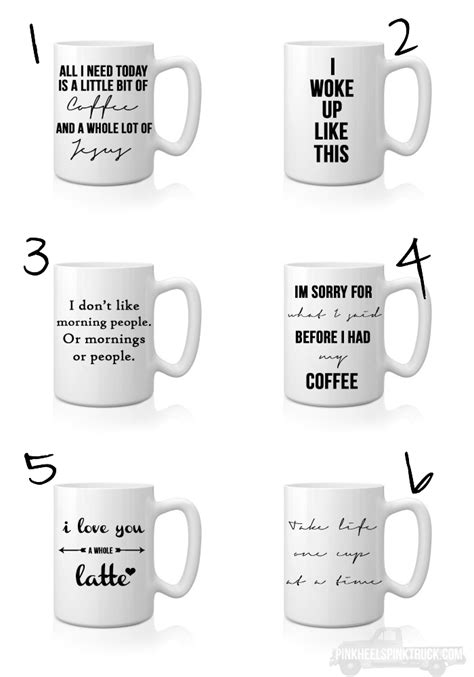 Craft: The BEST Sharpie Mug Quotes   Tutorial ? Taylor Bradford