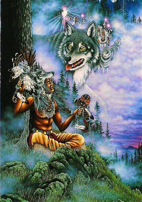 bob ross painting wolf 1075 best images about wolves and american indians