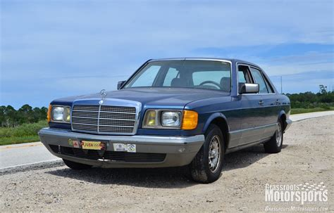 1984 mercedes benz 300sd project cars grassroots motorsports