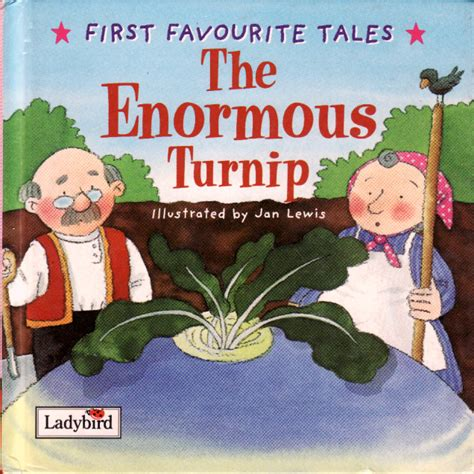 the picture book the turnip ladybird book favourite tales