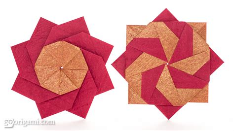origami wreaths and rings origami rings and wreaths go origami