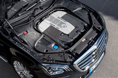 Motor Mercedes by 2017 Mercedes S Class To Front New Engine Line Up