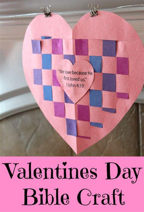valentines day craft for valentines day bible craft true aim