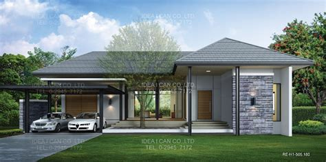 Modern Single Story House Plans contemporary single story house modern house