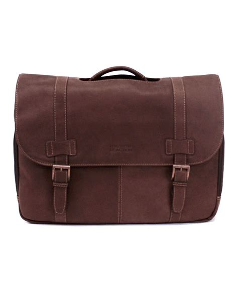 kenneth cole leather bag discover and save creative ideas
