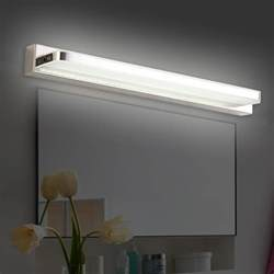 lights bathroom mirror 3 stylish modern bathroom lighting fixtures mirror