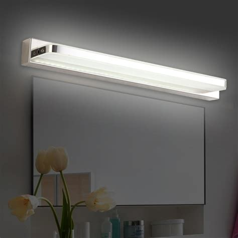 above mirror lighting bathrooms 3 stylish modern bathroom lighting fixtures mirror