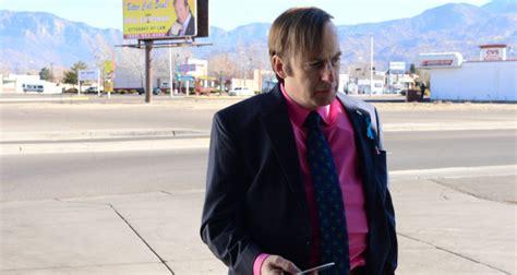 Badmöbel Calmo by Saul Goodman Ist Jimmy Mcgill In Diesen Teasern Zu Quot Better