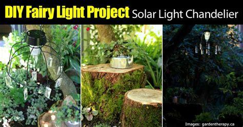 solar light project diy light project solar light chandelier
