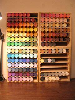 acrylic paint rack 25 best ideas about acrylic paint storage on