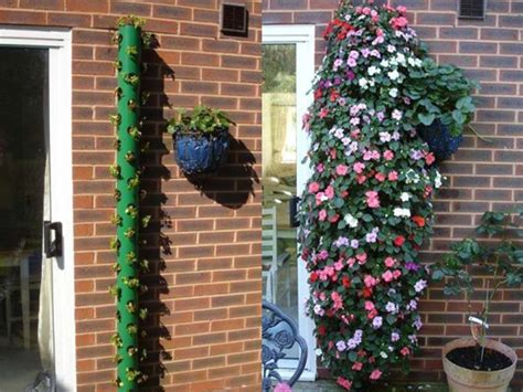 self watering vertical planters polanter self watering vertical planter the green