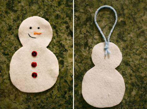handmade snowman ornaments handmade snowman ornament 3 days till just
