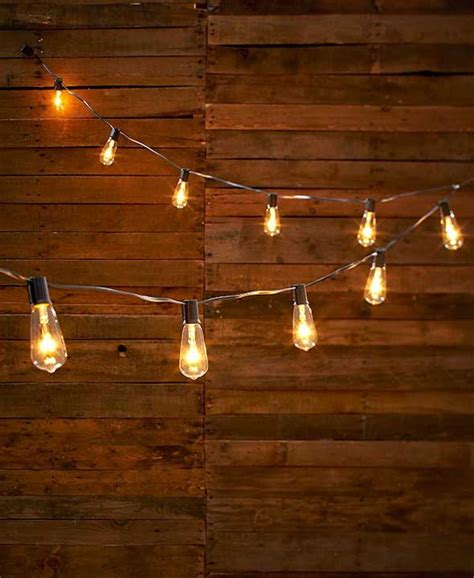 string light bulbs 1000 ideas about string lights on lighting
